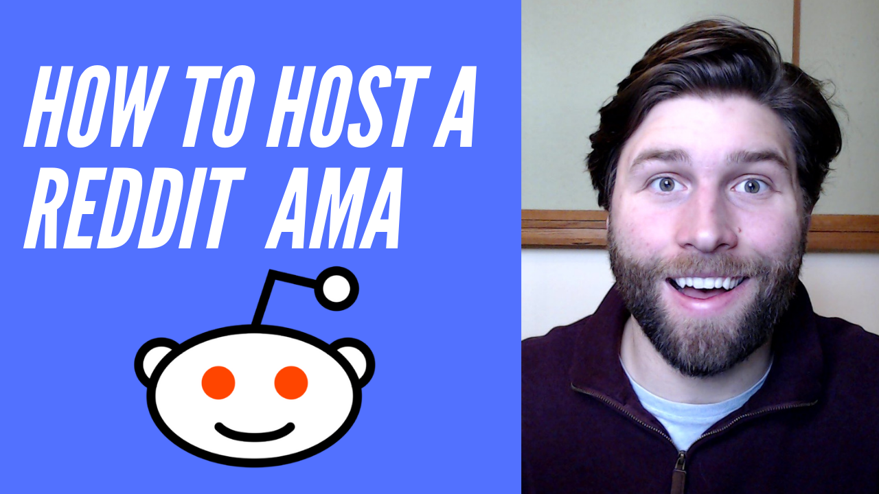 how to host a reddit ama