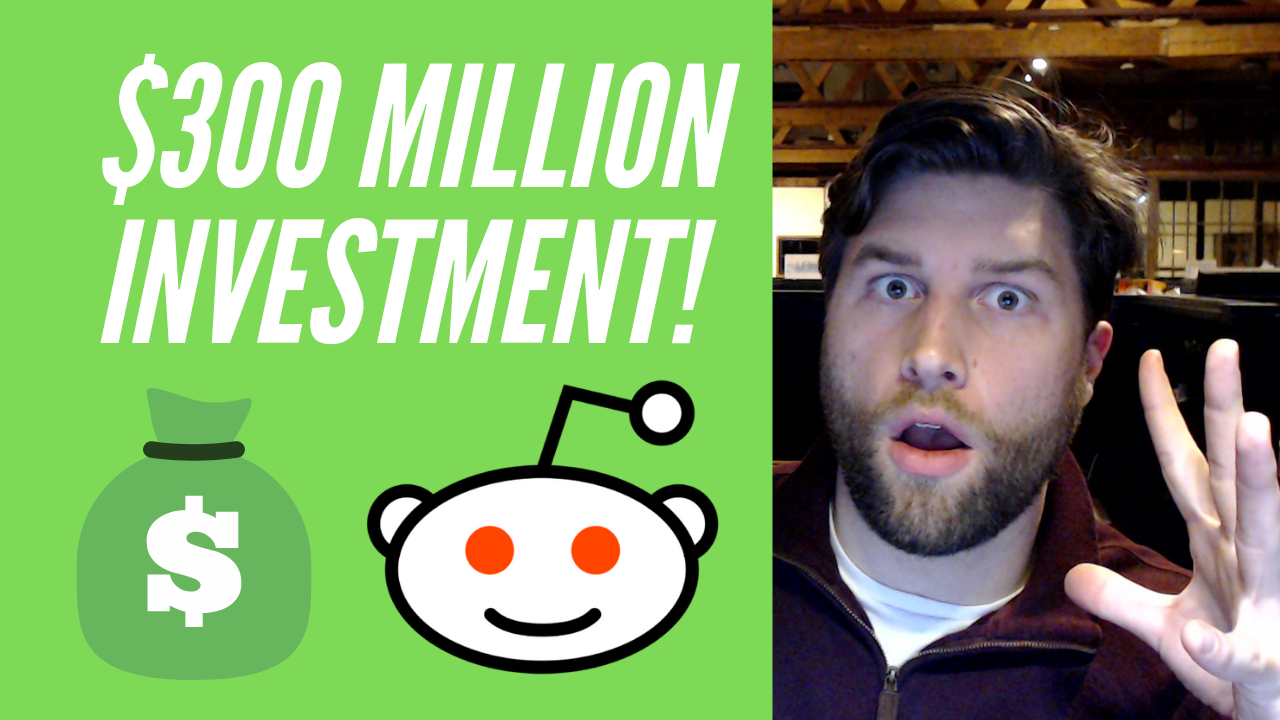 $300 Million Investment by Tencent into Reddit