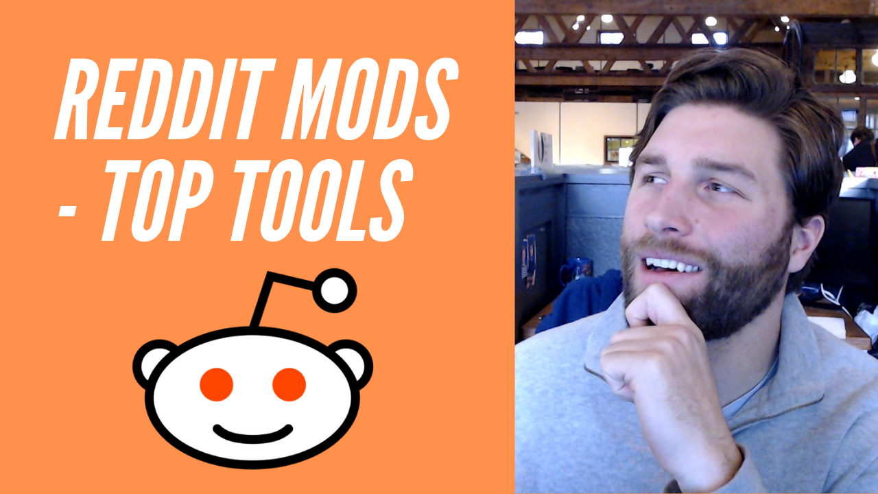 Reddit Mods Top Tools