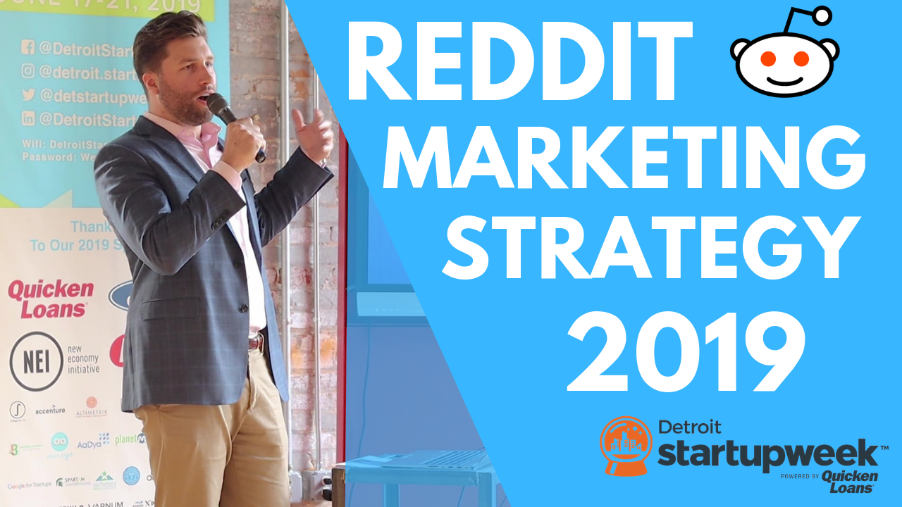 reddit marketing detroit startup week